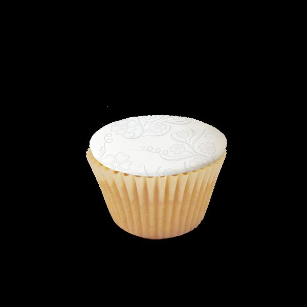 Cup Cakes > Fondant Icing Cupcakes > Fondant Iced Vanilla Cupcakes