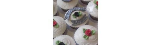 Fondant Icing Cupcakes