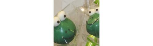 Animal Cake Pops