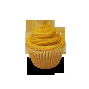 Lemon & Coconut Buttercream Cupcakes