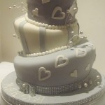 Three Tier Topsy Turvy Cake Base