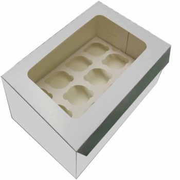 Cupcake Box (Holding up to 12 Cupcakes)