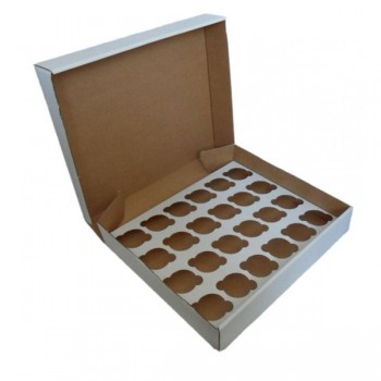 Cupcake Box (Holding up to 24 Cupcakes)