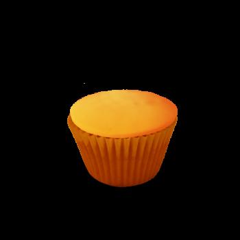 Fondant Iced Carrot & Walnut Cupcakes