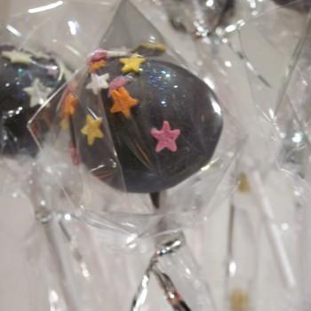 Firework Cake Pops